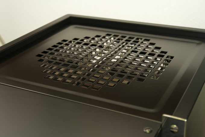 La Marzocco Linea Mini Tassengitter pulverbeschichtet